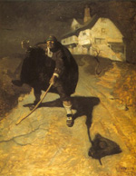 Illustration by N.C. Wyeth